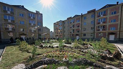 Жилой комплекс в Ереване