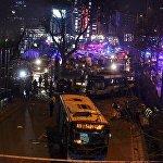 В центре турецкой столицы произошел мощный взрыв, который привел к многочисленным человеческим жертвам