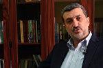 Вице-мэр Еревана Арам Сукиасян участвует в Sputnik.Чтения