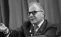 Советский астрофизик, академик Виктор Амбарцумян