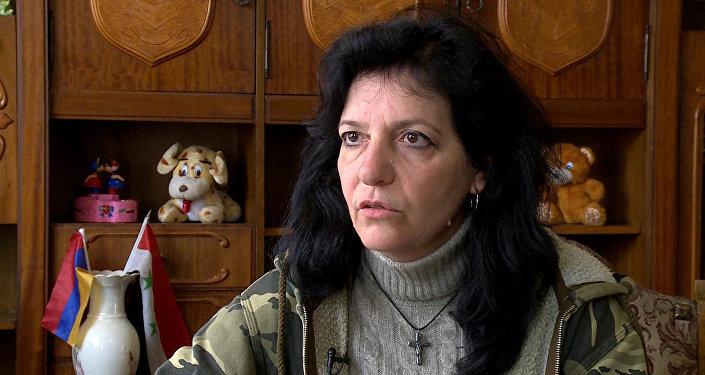 Чудом спасшаяся из Сирии семья Горанян вернулась на Родину