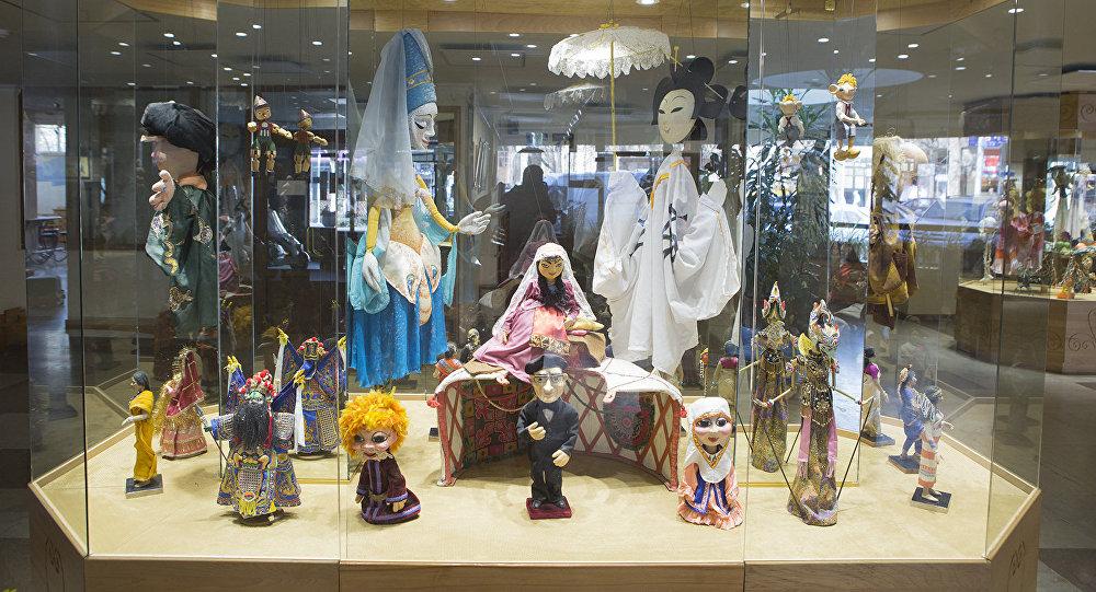 Ереванский кукольный театр