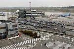Аэропорт Завентем в Брюсселе, архивное фото