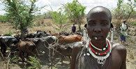 Народность масаи