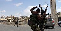 Государственные войска Сирии освободили город Пальмиру