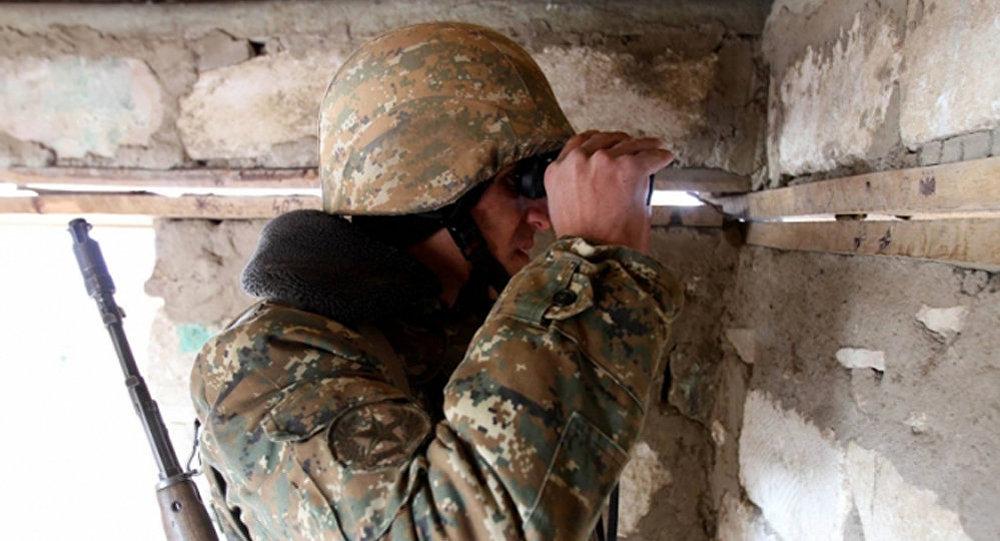 Минобороны Карабаха заявило о неменее чем 20 нарушениях перемирия заночь
