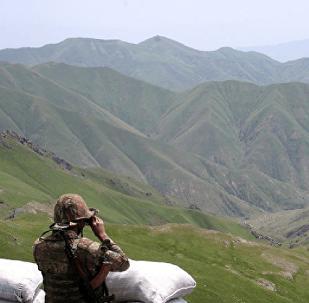 Нагорный Карабах. НКР