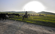 Село Талыш. Карабах.