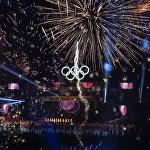Открытие VI  Панармянских игр в Ереване