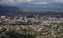 Город Степанакерт. Нагорный Карабах