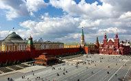 Кремль, Красная площадь в Москве