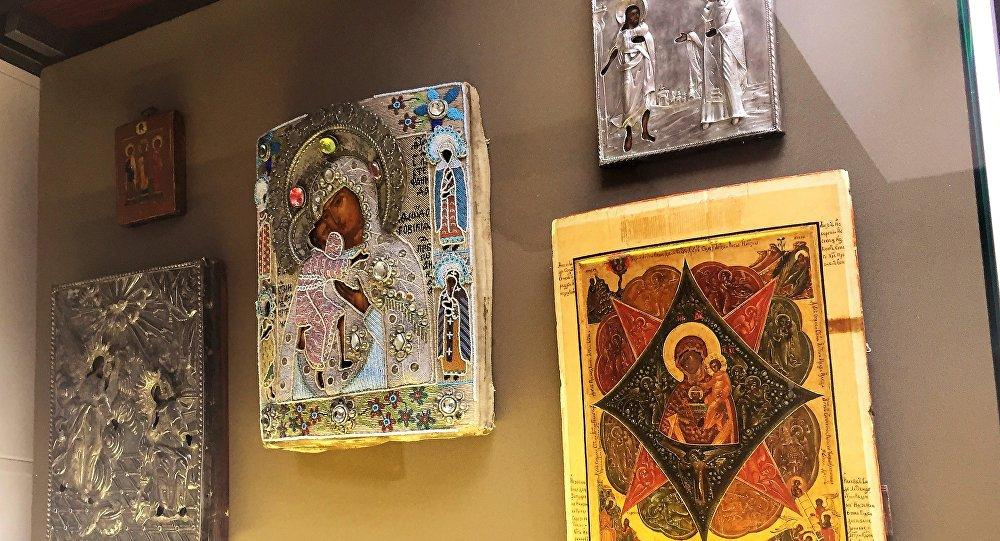 Частный музей искусства иконы.