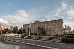 Резиденция президента НКР. Степанакерт