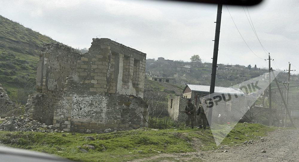 ВСАрмении нарушили перемирие 30 раз