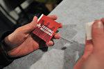 Исследование крови, зараженной вирусом СПИДа