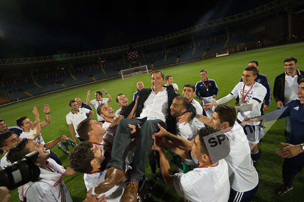Кубок Армении. МИКА-Бананц