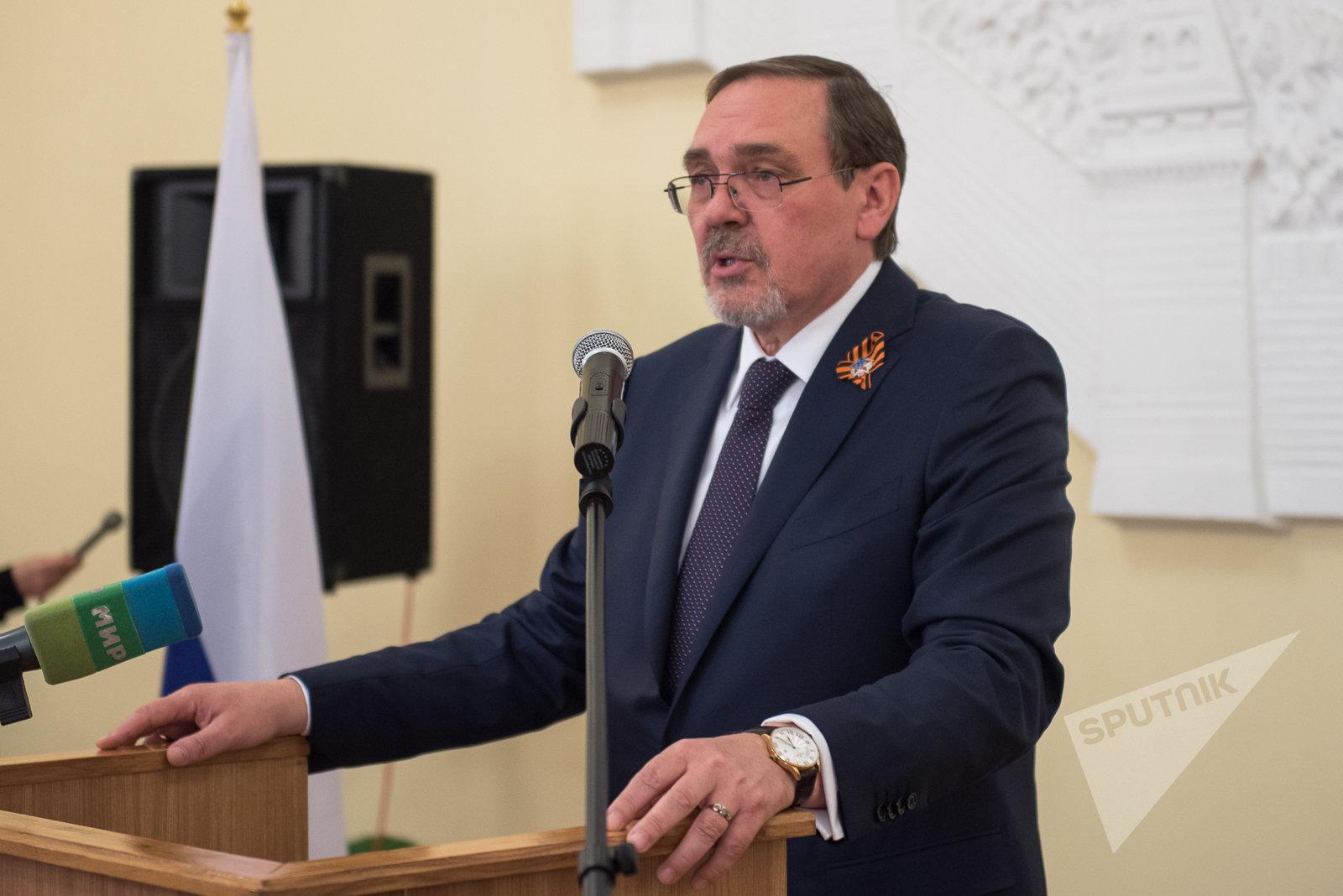 Посол РФ в РА Иван Волынкин