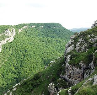 Шуши, каньон Дждр-Дуз. Нагорный Карабах