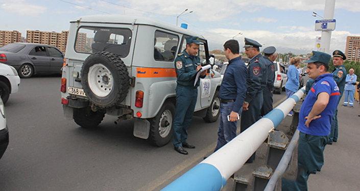 В Ереване предотвращена попытка самоубийства