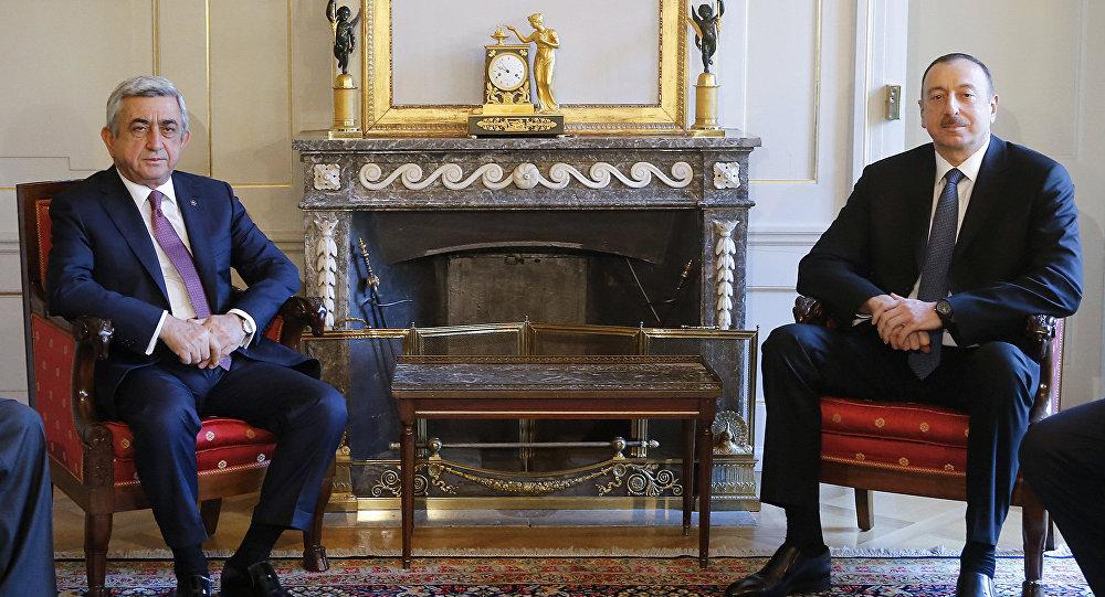Налбандян: Договоренностей о встрече Саргсян-Алиев нет