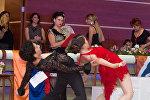 Шестые Панармянские игры. Спортивные танцы