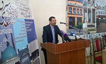 Чрезвычайный и Полномочный посол Исламской Республики Иран в Армении Сейед Казем Саджади
