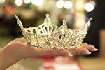 Корона конкурса красоты