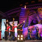 Церемония закрытия Шестых Панармянских игр состоялась на Площади свободы в Ереване