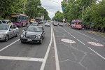 Ереван. Улица. Машины