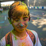 Kрасочный забег в Ереване,  Yerevan Color Run
