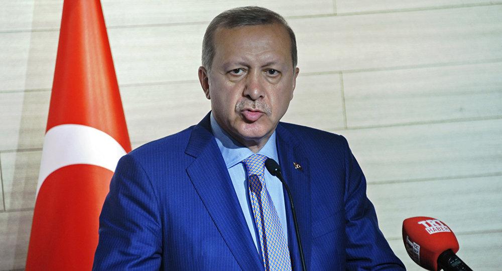 Эрдоган посетит Белый дом всередине мая