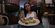 Вкусная Армения: голень ягненка