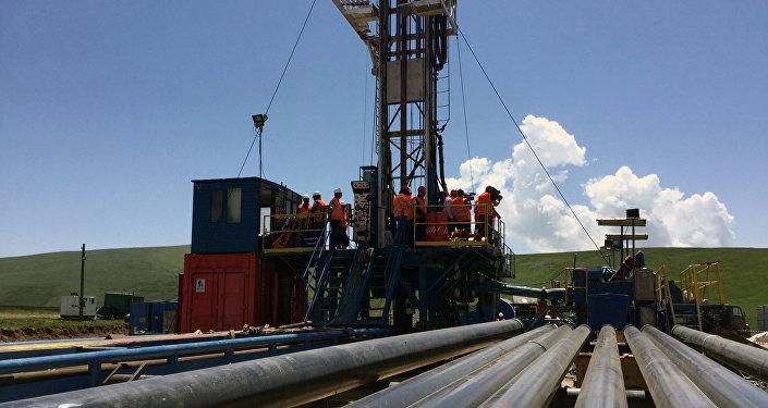 Строительство геотермальной электростанции в Сюнике