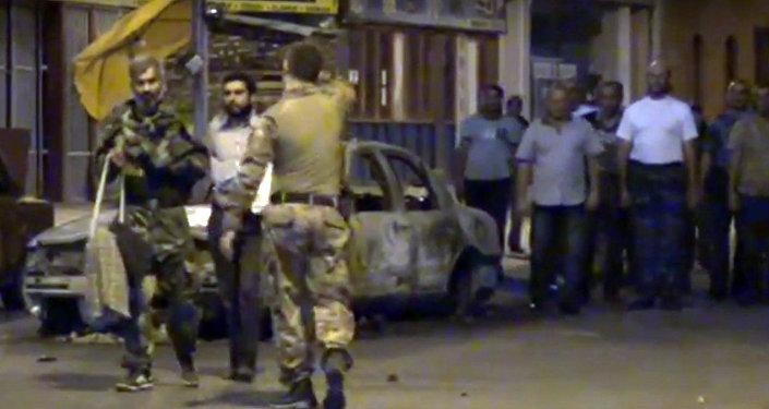 20 членов группировки Сасна Црер сдались полиции