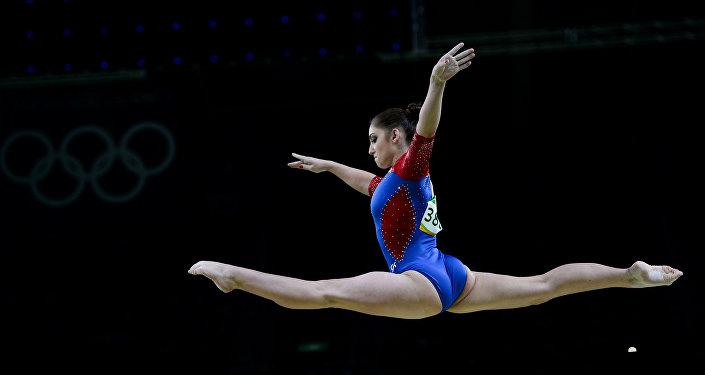 Олимпиада-2016. Cпортивная гимнастика. Женщины. Квалификация