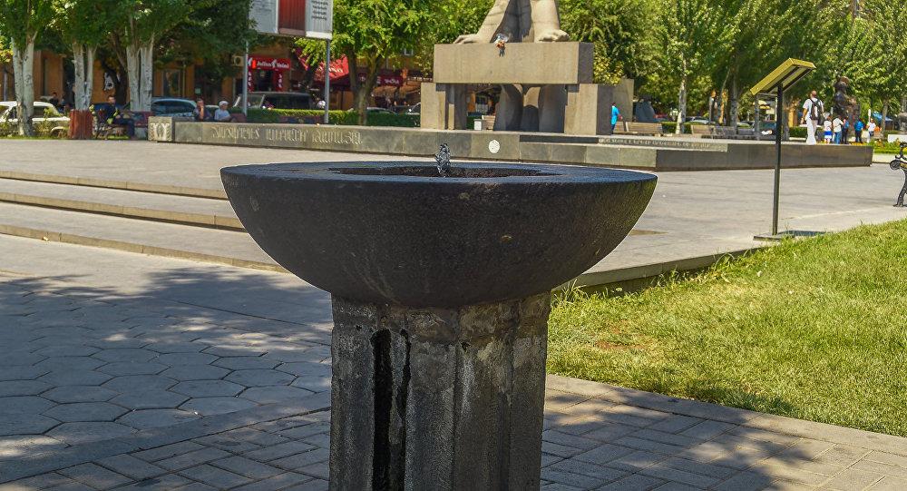 Температура воздуха в Армении в ближайшие дни будет выше среднесуточной нормы на 5-6 градусов