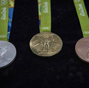 Олимпийские медали. Рио 2016