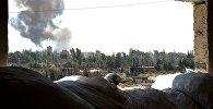 Ситуация на юге Алеппо