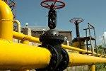Газопровод из России в Армению
