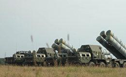 Спутник_ЗРК С-300 целились по вражеским МиГ-31 на учениях  в Свердловской области
