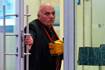 Арам Петросян, захвативший Сбербанк в центре Москвы