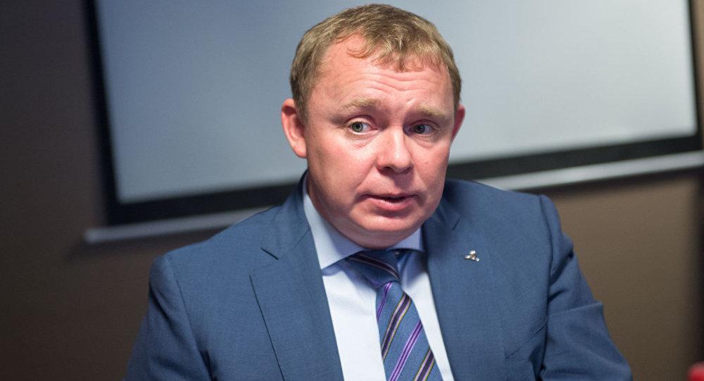 Директор АО «Русатом Сервис» Евгений Сальков