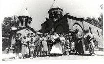 Свадьба Ирины Аброян и Армана Ванескегяна