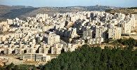 Кварталы жилых домов в Восточном Иерусалиме