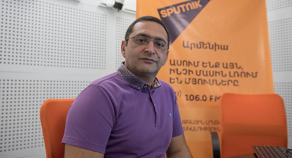 Саркис Орбелян