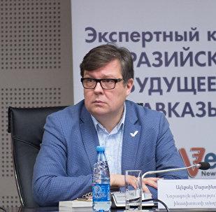 Политолог, директор Института новейших государств Алексей Мартынов
