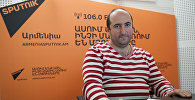Артак Манукян в гостях у радио Sputnik Армения