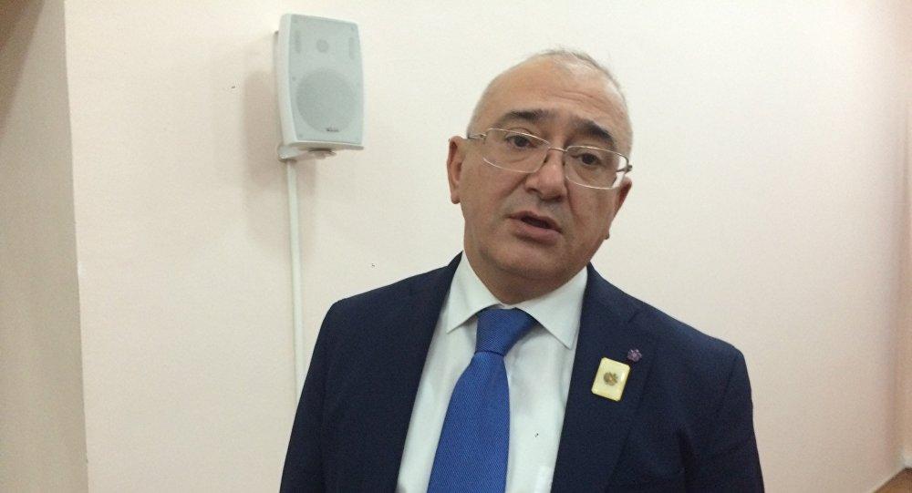 Тигран Мукучян переизбран председателем ЦИК Армении