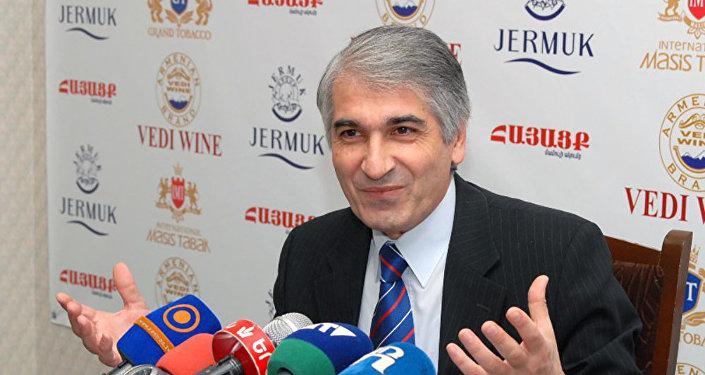 Евразийская интеграция формирует принципиально новые основы для работы бизнес-сообщества— Тигран Саркисян