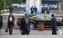 Совместное заседание СМИД, СМО и КССБ ОДКБ в Ереване. Сергей Лавров